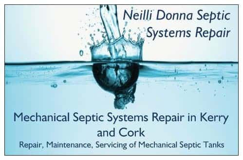 Septic Tank Repair Kerry And Cork Tradesmen Websites